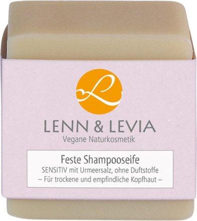 Festes Shampoo SENSITIV mit Urmeersalz aus Bad Essen
