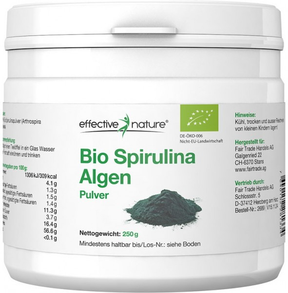 spirulina algen pulver hoher proteinanteil mit. Black Bedroom Furniture Sets. Home Design Ideas