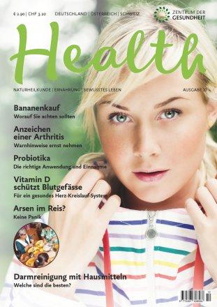 Health Magazin - 10. Ausgabe - Elektronisch