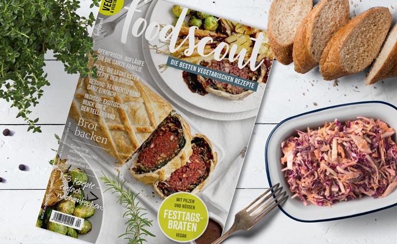 Foodscout - das neue Rezept-Magazin: Ausgabe 4