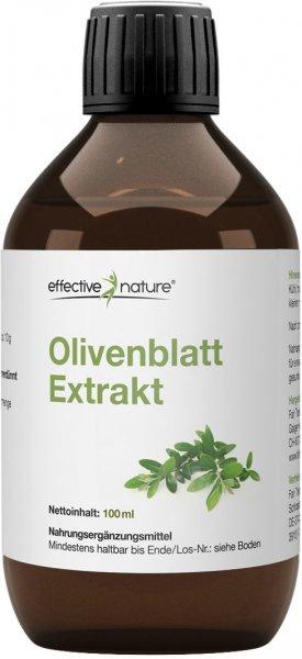 Olivenblatt Extrakt 70% - 100ml