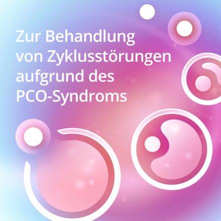 Inositol - bei Zyklusstörungen aufgrund des PCO-Syndroms