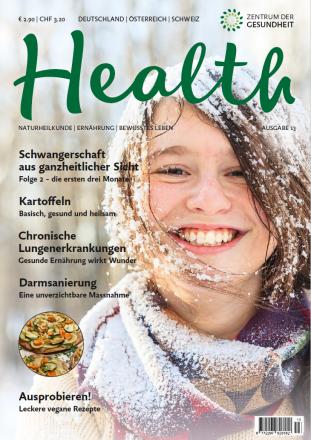 Health Magazin - 13. Ausgabe - Elektronisch
