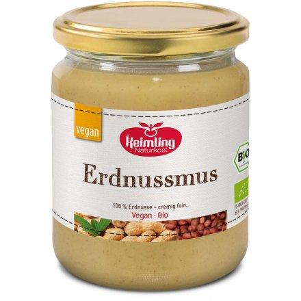 Erdnussmus - Bio - 500g