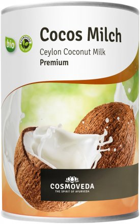Cocos Milch - Bio - 400ml