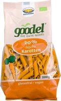 Goodel Penne - Nudeln aus roten Linsen und Karotten