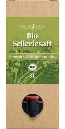 Bio-Selleriesaft aus Stangensellerie