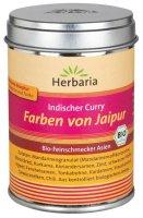 Farben von Jaipur - Indischer Curry - Bio - 80g - Herbaria