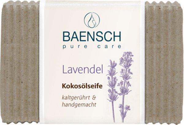Kokosseife Lavendel