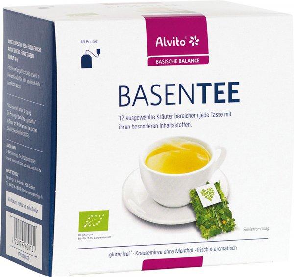 Basischer Kräutertee - Bio - 40 Teebeutel