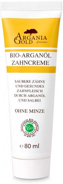 Arganöl Zahncreme - 80ml