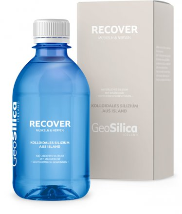 GeoSilica Recover - isländisches Silizium mit Magnesium