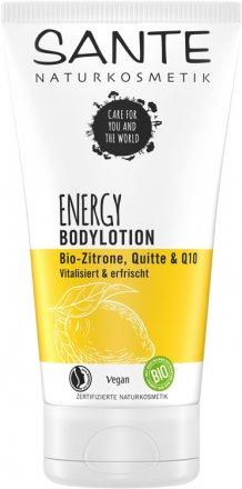 Bodylotion Energy Lemon - vitalisiert und erfrischt