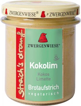 Aufstrich Kokolim (Kokos-Limette) - Bio - 160g