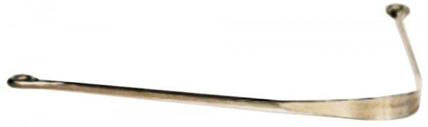 Ayurvedischer Zungenschaber