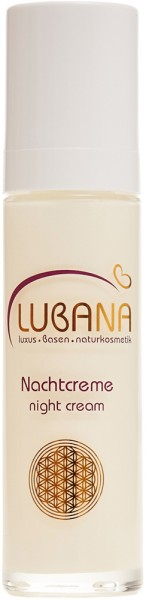 Lubana Nachtcreme - 50ml