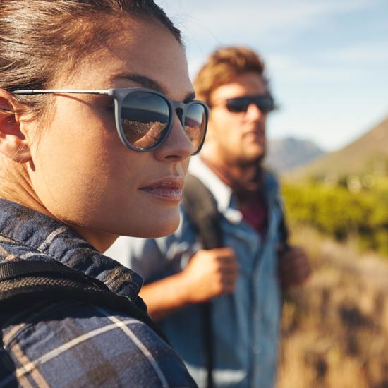Sonnenschutz - auch für die Augen wichtig
