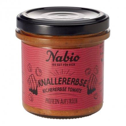 Protein-Aufstrich Kichererbse Tomate - Nabio - Bio - 140g