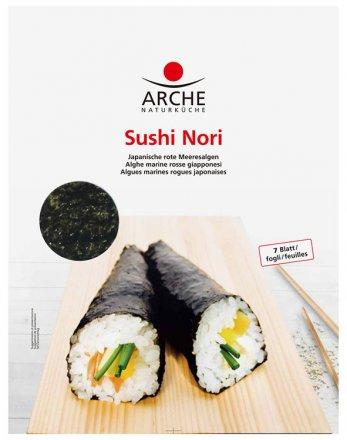 Sushi Nori geröstet Japan - Arche - 17g