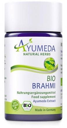 Brahmi Kapseln - Bio - 60 Stk.