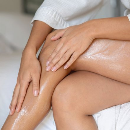Mandel Pflegelotion für sensible Haut