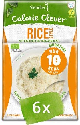 Konjak Rice Style - Slendier - Bio