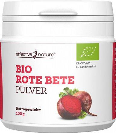 Rote Bete Pulver - Bio - 100g
