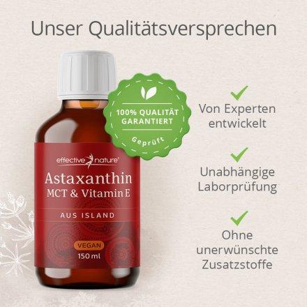 Astaxanthin flüssig vegan - 150 ml