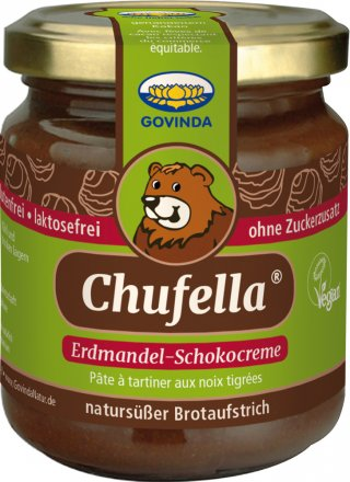 Chufella - Erdmandel-Schoko-Creme