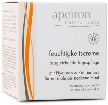 Feuchtigkeitscreme - ausgleichende Tagespflege mit Hyaluron & Zaubernuss - 50ml