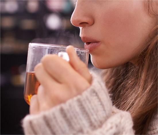 Chaga-Tee - ein ganzheitlicher Superfood-Drink