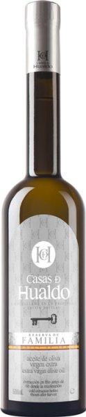 Olivenöl virgen extra - Casas de Hualdo - Reserva de Familia 2016 - 500ml