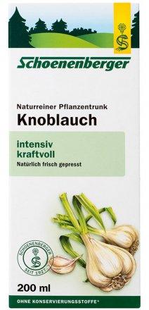 Knoblauch-Trunk - 200ml