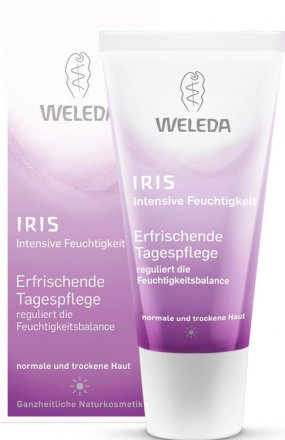 Iris Erfrischende Tagespflege - Weleda