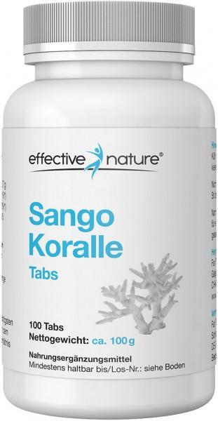 Sango Korallen Tabletten - 100 Stk. - 100g