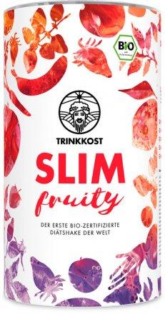 Slim Fruity Diätshake - Bio - 500g