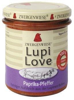 LupiLove Paprika-Pfeffer - veganer Brotaufstrich