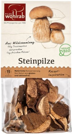 Steinpilze - Bio - 20g