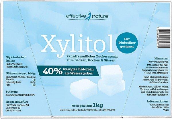 Xylitol Würfel - 1kg