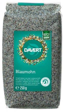 Blaumohn - Bio - Davert - 250g