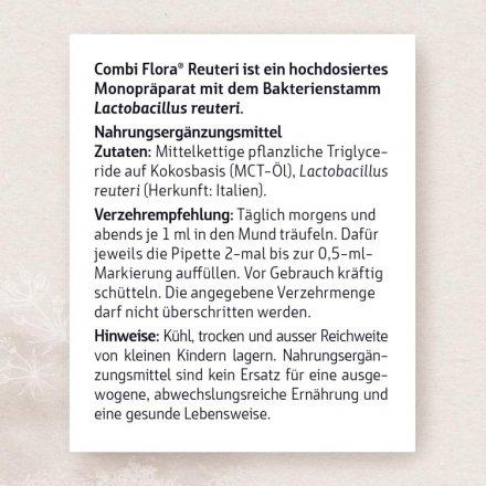 Combi Flora Reuteri Tropfen - 50 ml