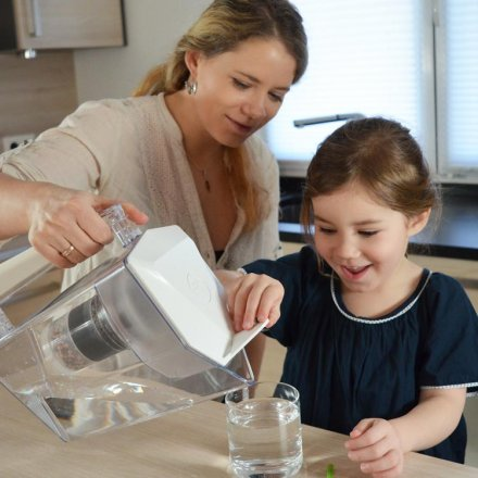 Ersatzfilter: Halbjahrespaket für Tischwasserfilter Kini
