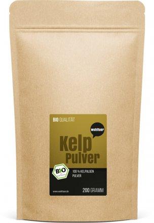 Kelp Pulver - Bio - 200 g