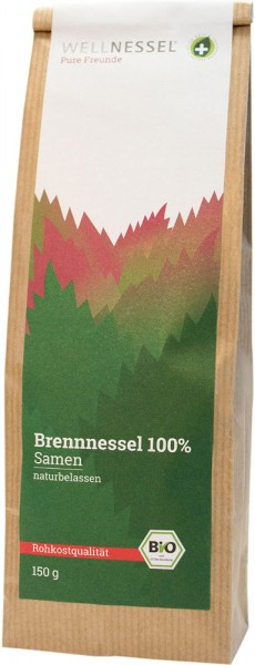 Brennnesselsamen - Bio - 150g