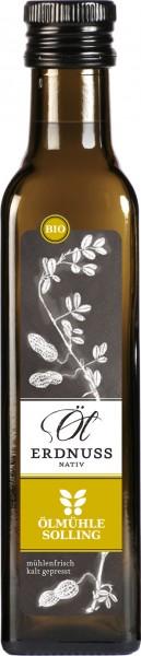 Erdnussöl - Bio - 250ml