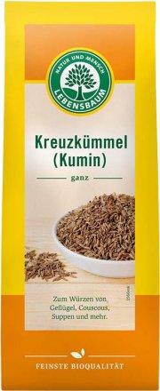 Kreuzkümmel ganz (Kumin) - Bio - Lebensbaum - 40g