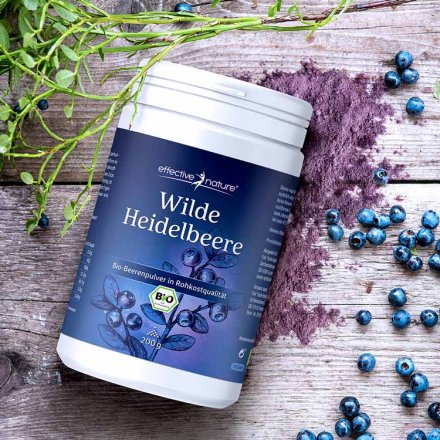 Wild Blueberry - Fruit Powder