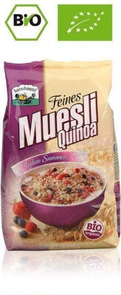 Quinoa-Müsli Indian Summer - Bio - 450g