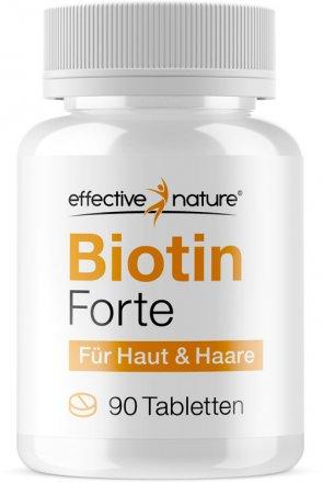 Biotin - 90 Tabletten