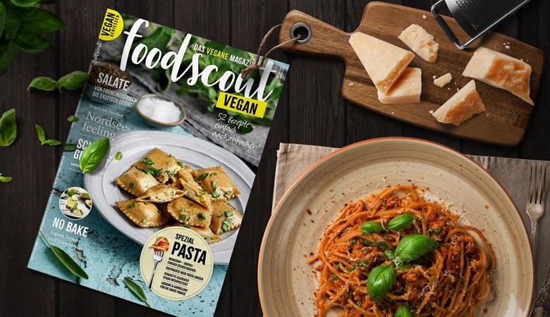 Foodscout - das neue Rezept-Magazin: Ausgabe 6